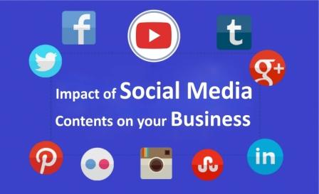4a344f6e Impact of Social Media Contents on your Business